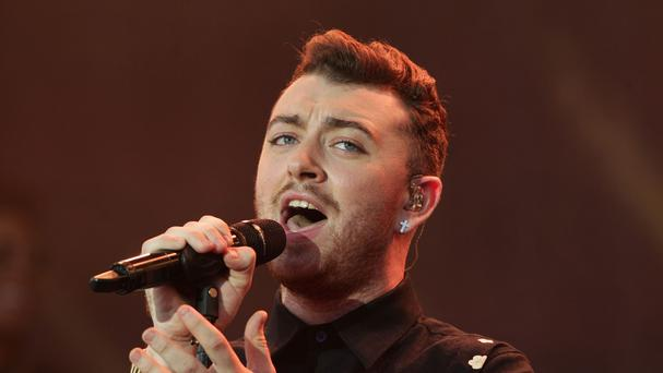 Sam Smith said his recent throat surgery was a blessing in disguise