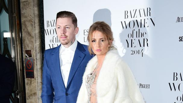 Professor Green revealed he had therapy to prevent difficulties caused by external events affecting his marriage with Millie Mackintosh