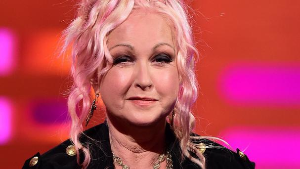 Cyndi Lauper's musical Kinky Boots is opening in the West End, London