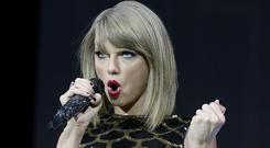 Three of Taylor Swift's MTV EMA nominations are for her hit single Bad Blood