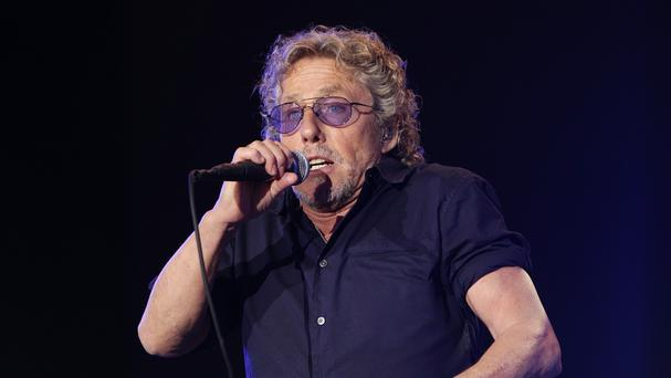 Roger Daltrey is suffering from viral meningitis