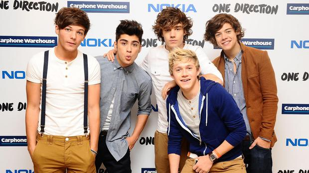 A new musical will allow fans to reminisce about the original One Direction line-up