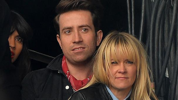 Nick Grimshaw was praised by fellow DJ Edith Bowman