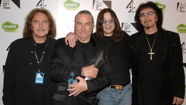 Black Sabbath are to headline next year's Download Festival