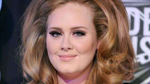 Adele posted a message about her third studio album on her newly-verified Instagram account