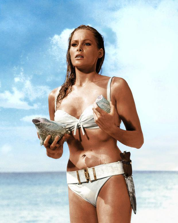 Ursula Andress in Dr No (1962)