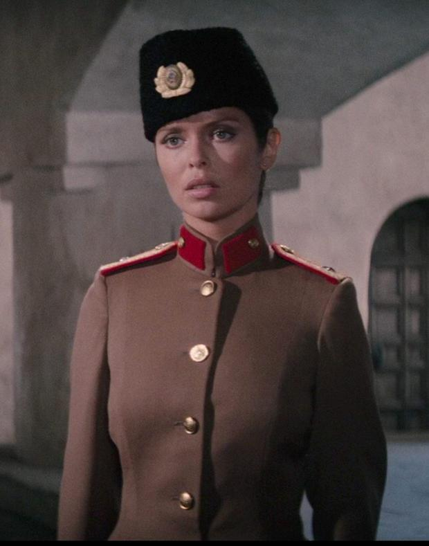 Barbara Back in The Spy Who Loved Me (1977)