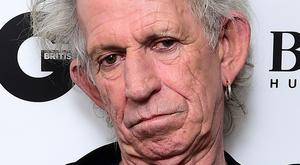 Keith Richards is one of the original members of the Rolling Stones