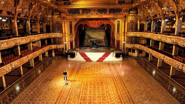 Blackpool Tower's Ballroom will once again host an edition of Strictly Come Dancing