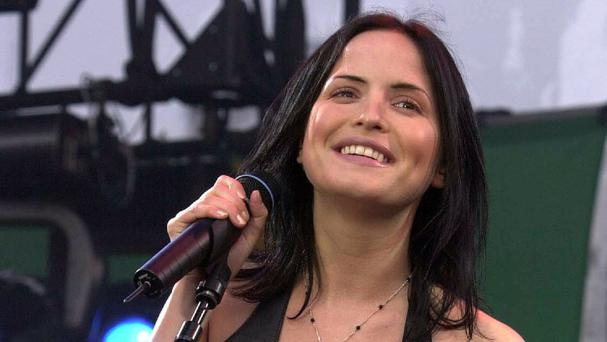 Andrea Corr says Bono has given The Corrs' latest album a