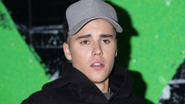 Justin Bieber talked about how he got emotional at the MTV Video Music Awards