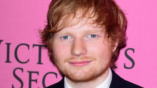 Ed Sheerhan is among the British artists boosting the music industry