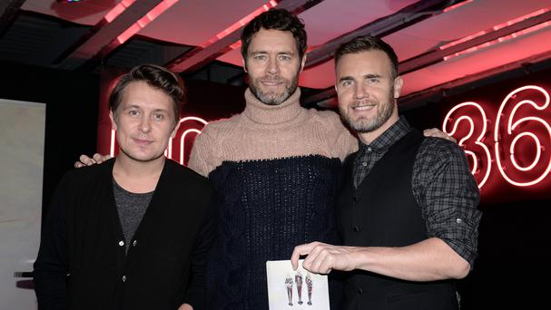 Take That announce Dublin date for 2017