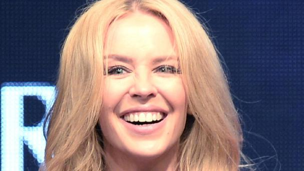 Kylie Minogue will discuss her top picks with host Kirsty Young