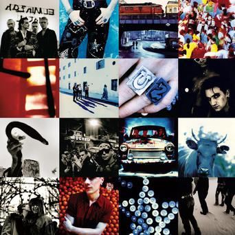 Achtung Baby.