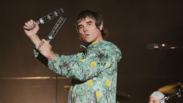 Ian Brown and the Stone Roses have announced details of a concert for Marlay Park next summer
