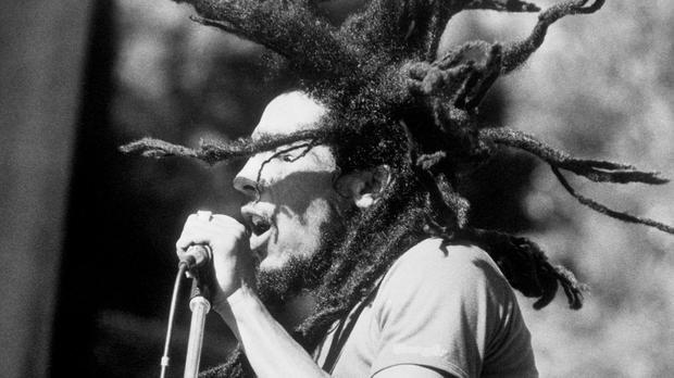 The dispute centres around songs written by Bob Marley