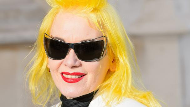 Pam Hogg will create individual trophies