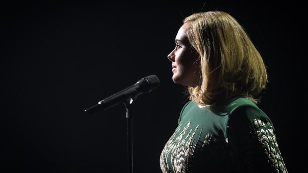 Adele has announced European tour dates in 2016 (BBC/PA)