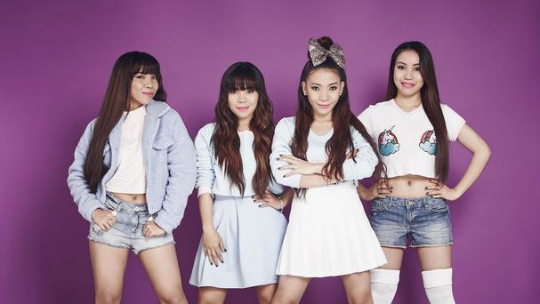 Girl group 4th Impact became the latest act to be eliminated from The X Factor (SYCO/THAMES TV)
