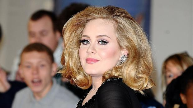 Adele's album hit the one million sales mark within 10 days of its release