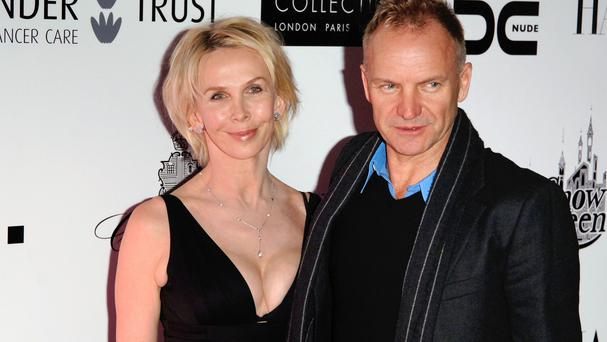Sting and Trudi have been married for over 30 years and regularly experiment with their sex lives