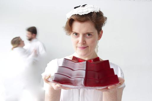 Ministers of Jelly: Ruth McGill in The Dead: An Opera by The Performance Corporation
