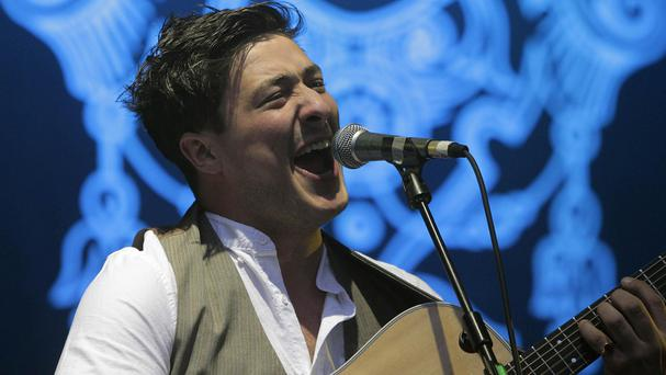 Mumford and Sons apologised to 'anyone who was looking forward to seeing us on the telly that night'