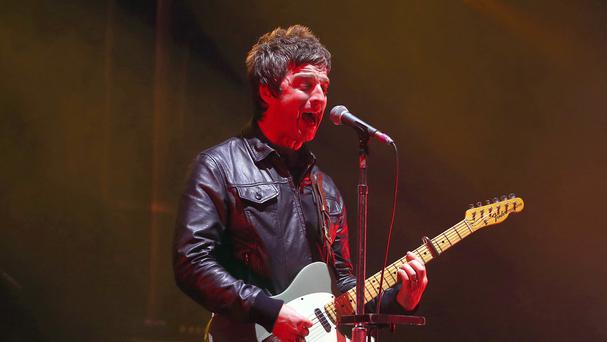 Noel Gallagher's song Half The World Away was used on this year's John Lewis ad