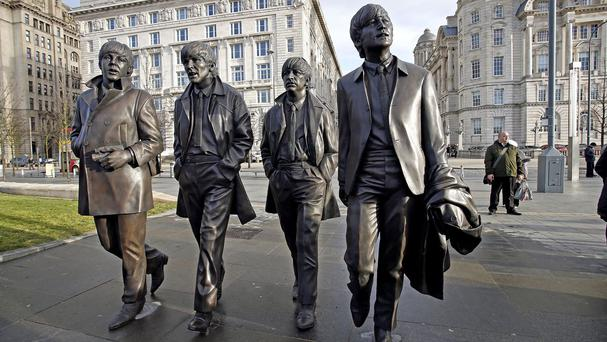 The Fab Four's work from 1962-1970 is among the most requested music across all streaming platforms