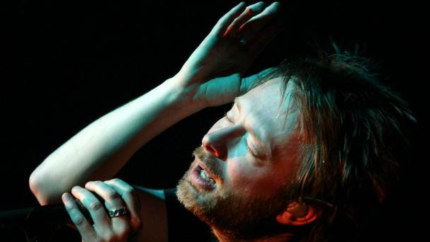Thom Yorke has revealed that Radiohead were asked to write a song for Spectre