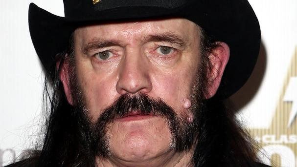 Motorhead singer Lemmy died at 70