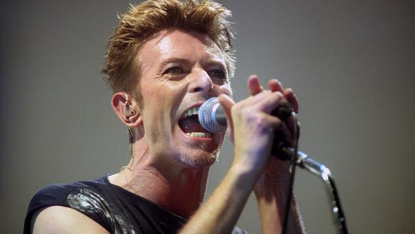 David Bowie died on January 10, two days after his 69th birthday