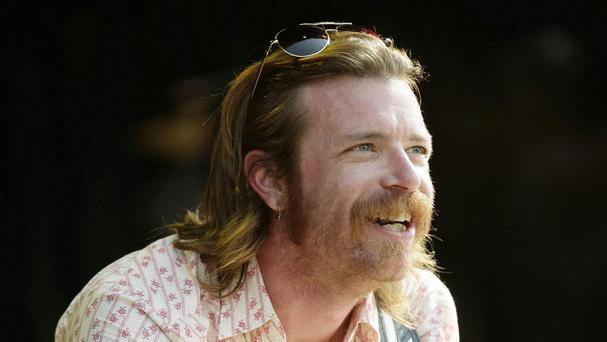 Jesse Hughes from the Eagles Of Death Metal