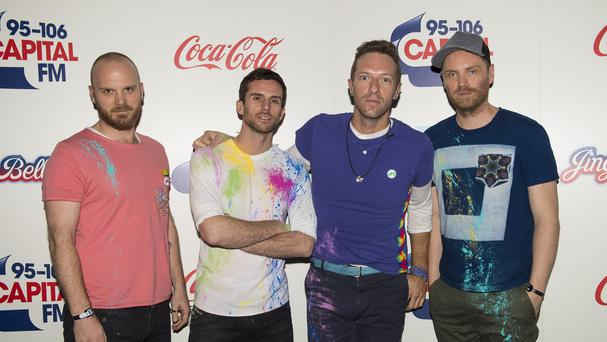 The band has sold more than 80 million records in their 20-year career