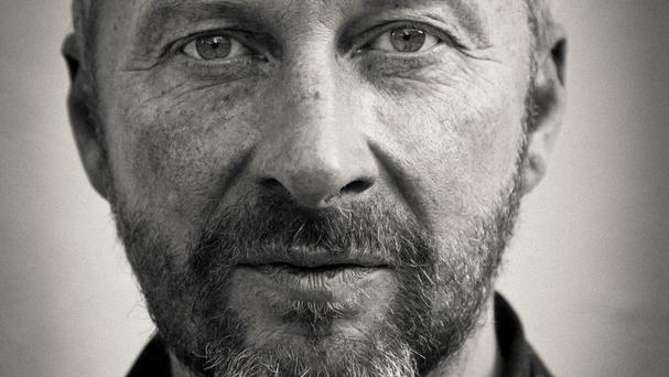 Colin Vearncombe, known as Black, died after suffering head injuries in a car accident (Red Grape Music courtesy of Gisli Snaer)