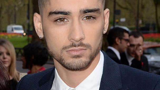 Zayn Malik revealed he did not want to be in One Direction from very early on