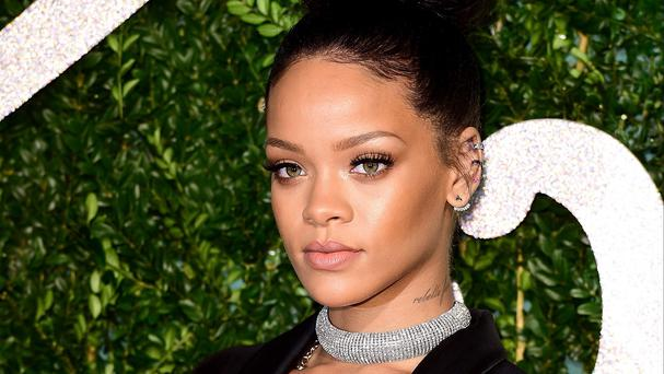 Rihanna has partnered with Manolo Blahnik to release a limited edition shoe range.