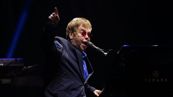Sir Elton John's new album Wonderful Crazy Night is being released on February 5