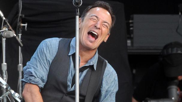 Bruce Springsteen is due to release his autobiography, Born To Run