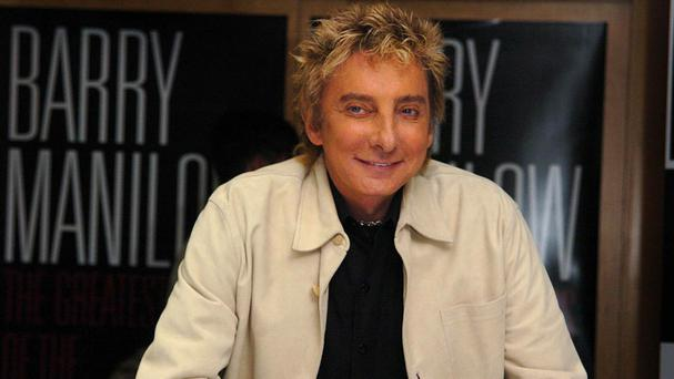 Barry Manilow has been taken to hospital due to complications from