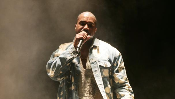 Kanye West has denied dissing Taylor Swift in a new song