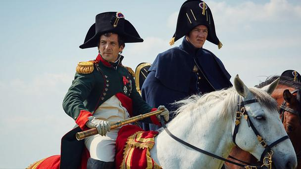 March: Napolean in the BBC's War and Peace