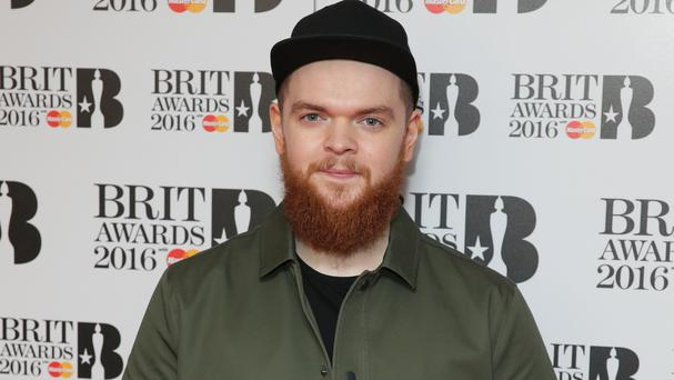 Jack Garratt looks set to have his first number one album