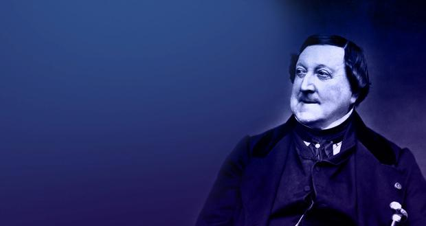 Rossini: Born with music in his veins