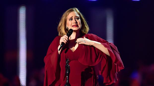 Adele's success at the Brits has helped boost album sales