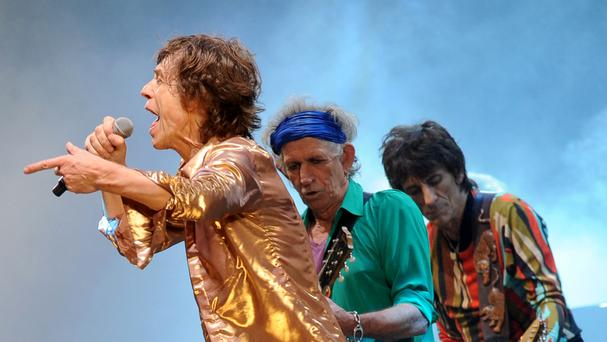The Rolling Stones have lined up a concert in Havana
