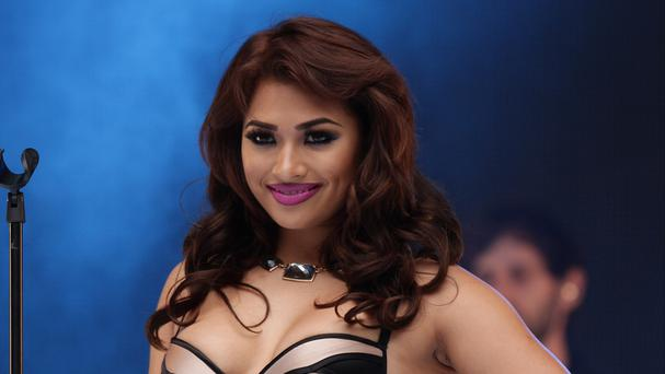 Vanessa White from The Saturdays is to take part in the Rise event
