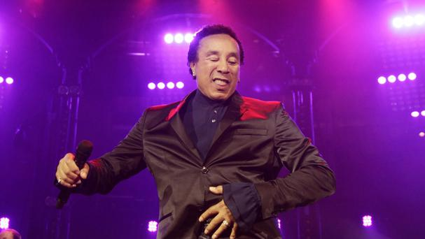 Smokey Robinson is one of Motown's biggest stars