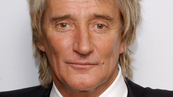 Rod Stewart's latest album is called Another Country